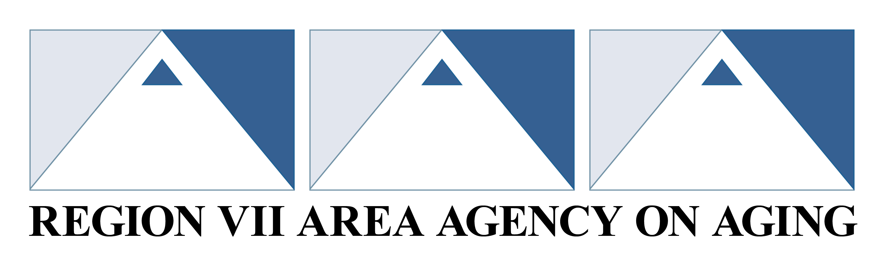 Region 7 Area Agency on Aging Logo